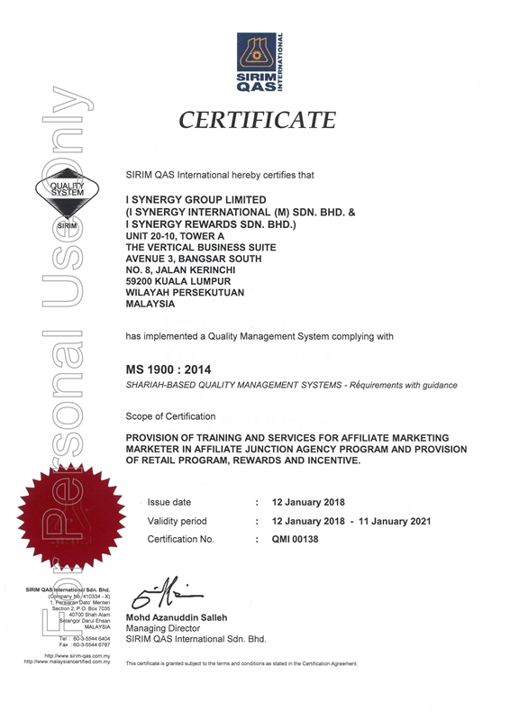 isynergy_ms19002014shariah-basedqualitymanagementsystems_certification_preview